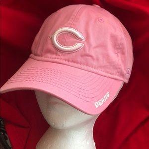 NFL Chicago Bears baseball PINK hat
